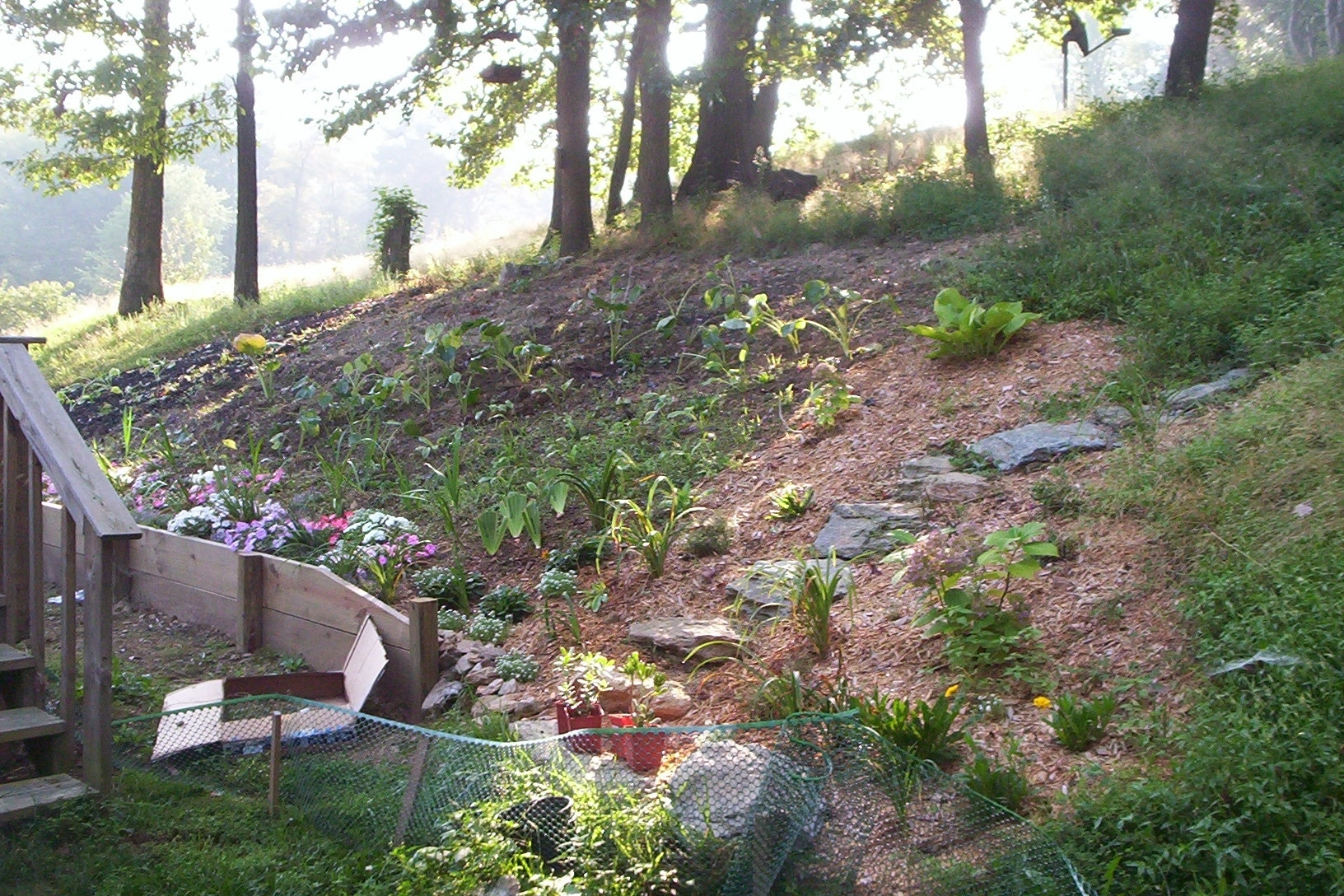Landscape Hillside Landscaping Ideas Great Backyard Landscape With Hillside Landscape Ideas Creative Hillside Landscape Ideas