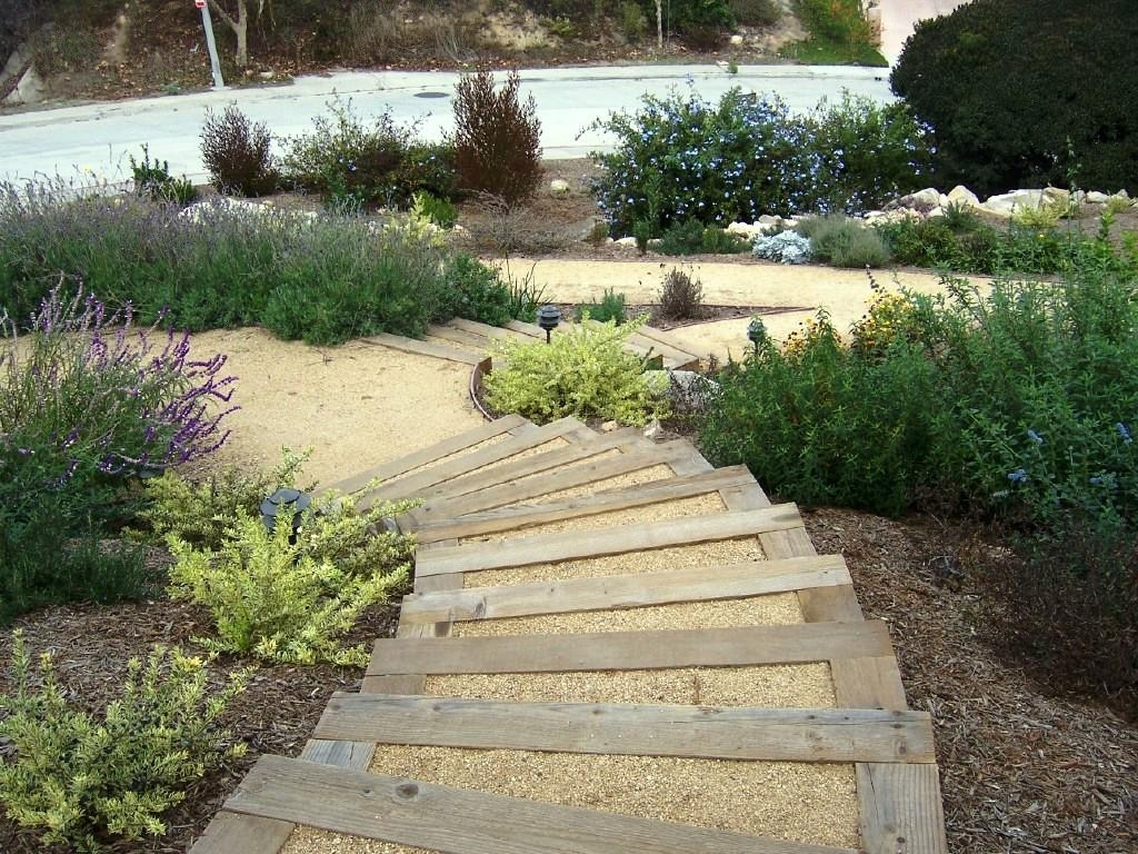 Image of: Landscape Timber Spikes Jen Joes Design Best Landscaping Within Landscape Timber Spikes Design Landscape Timber Spikes