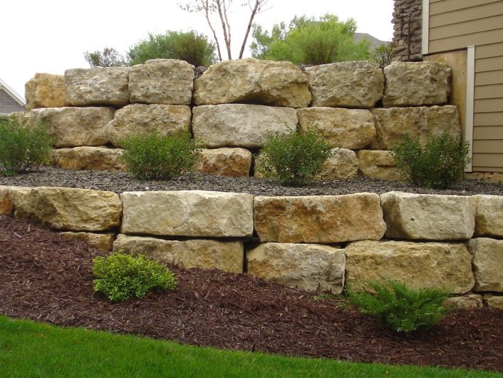 Crafts Home Ideas And Boulders For Landscaping
