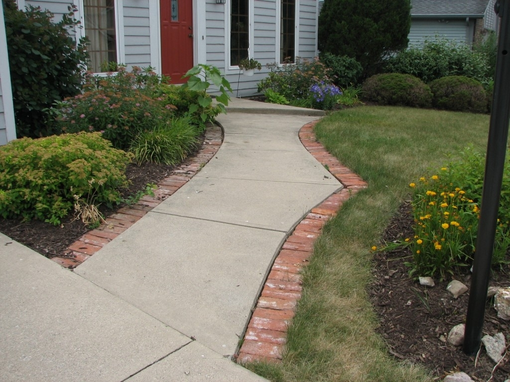 Image of: Landscaping Landscaping Ideas Using Bricks Regarding Bricks For Landscaping Edge Bricks For Landscaping Ideas