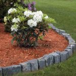 Lawn Edging Stone Ideas Inexpensive Landscape Edging Ideas Inside Landscape Edging Borders Design Landscape Edging Borders