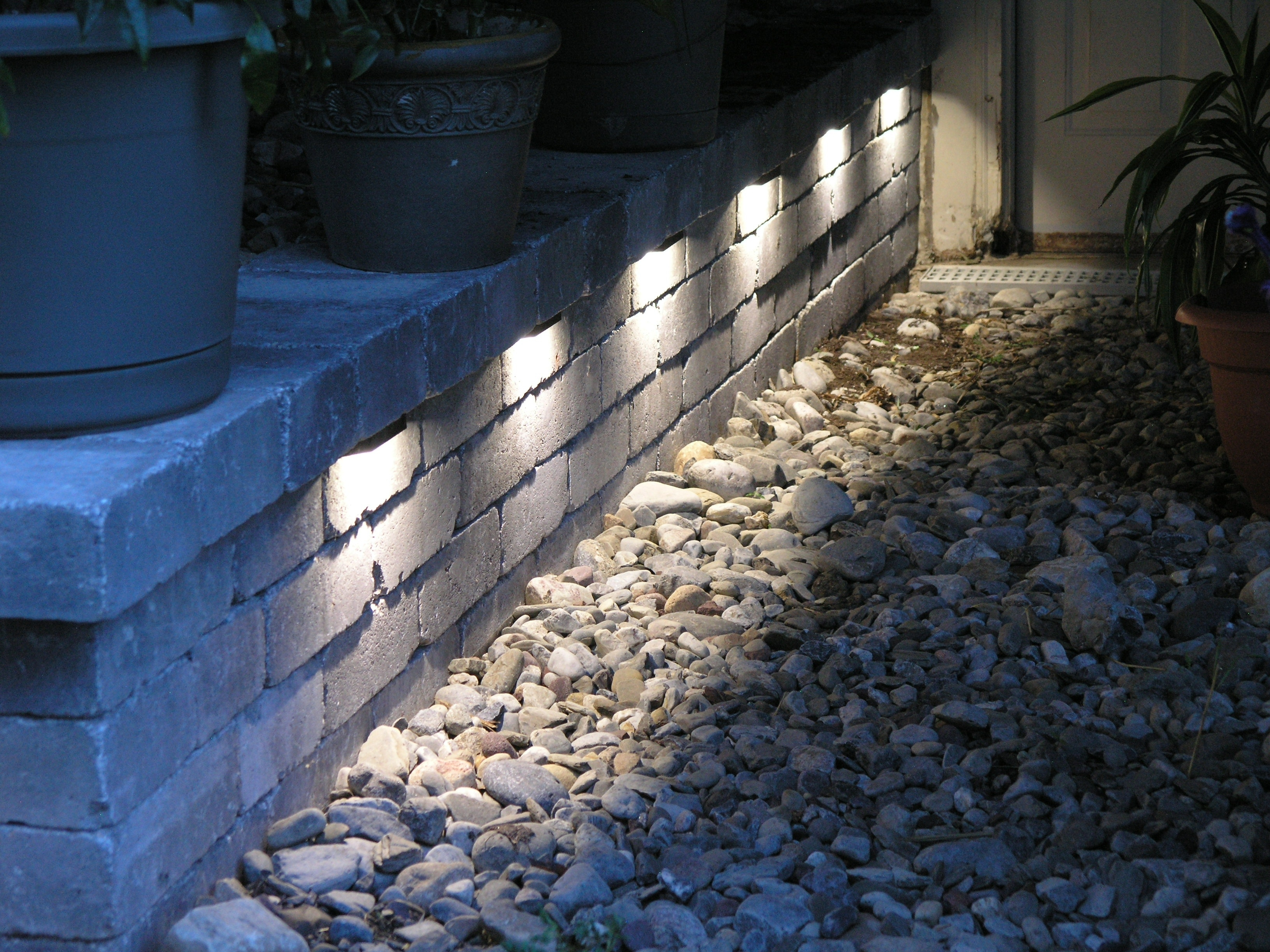 Image of: Light Your Landscape In 3 Easy Steps I Lighting Llc In Landscape Uplights Landscape Uplights Year Round