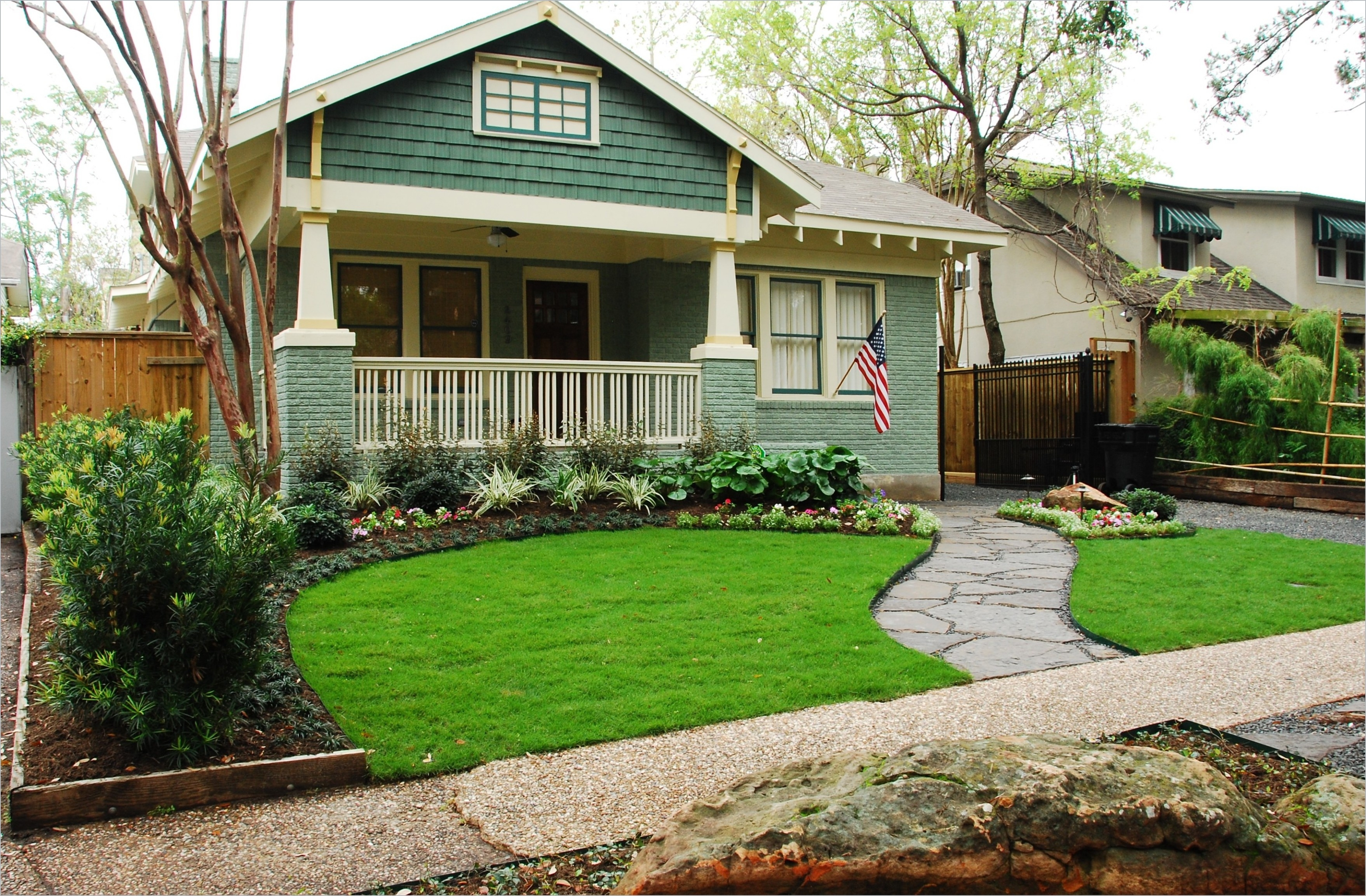 Image of: Low Maintenance Landscaping Plants Landscape David Morello Within Front Yard Landscaping Plans Smart Front Yard Landscaping Plans