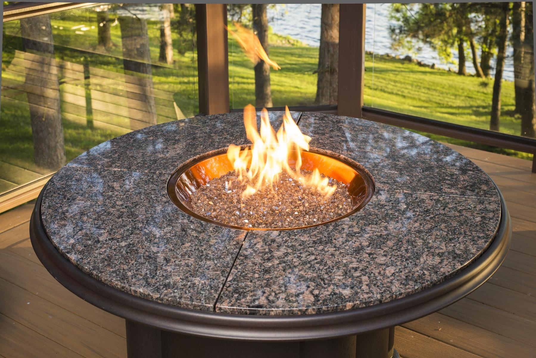 Image of: Modern Concept Outdoor Fireplace Tables Choosing A Fire Pit Fire Regarding Modern Fireplace Outdoor Modern Fireplace Outdoor Installation