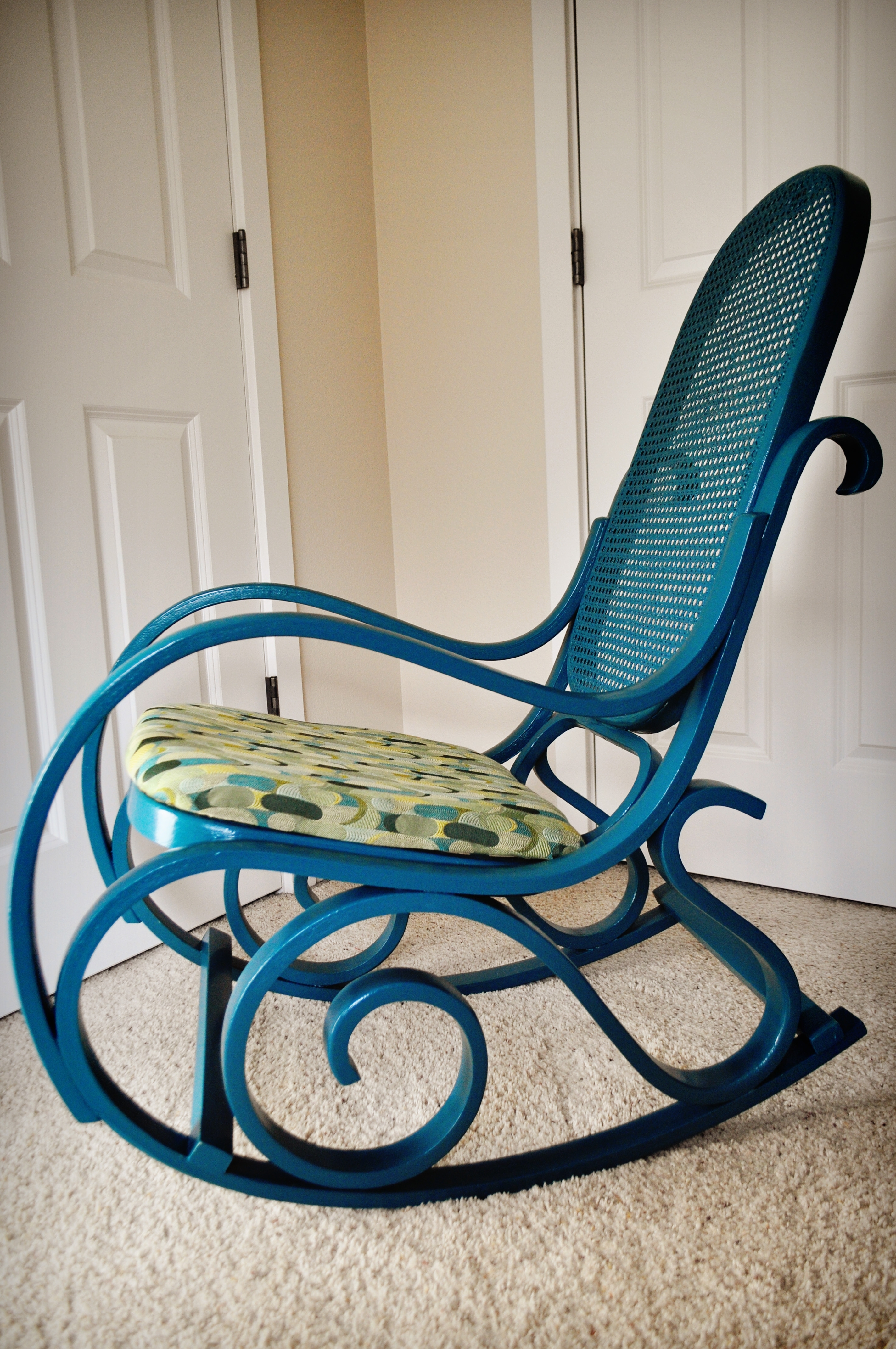Nantucket Outdoor Rocking Chair Home Chair Designs Pertaining To Outdoor Rocking Chairs With Cushions Good Outdoor Rocking Chairs With Cushions