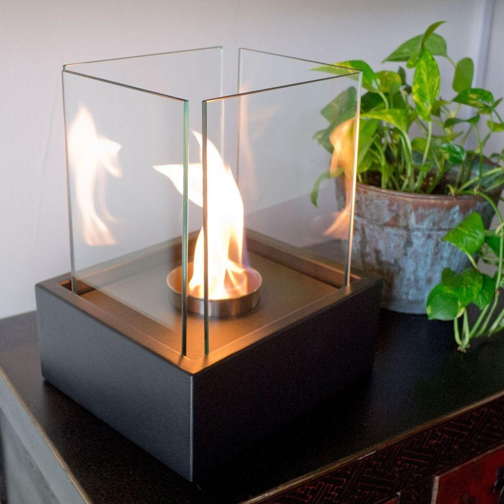 Nu Flame Lampada 7 In Tabletop Decorative Bio Ethanol Fireplace Intended For Bio Ethanol Outdoor Fireplace Wonderful Bio Ethanol Outdoor Fireplace