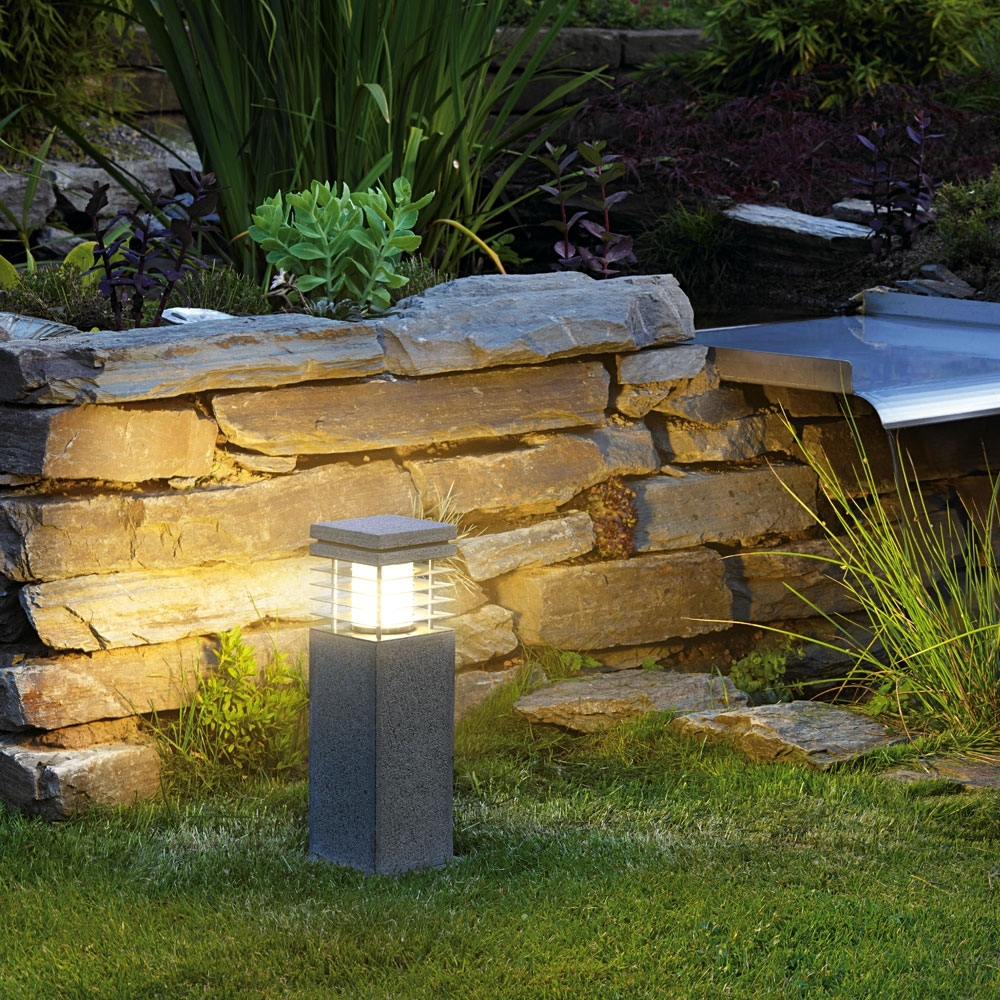 Image of: Lights Ideas Inside Outdoor Bollard Lighting Style