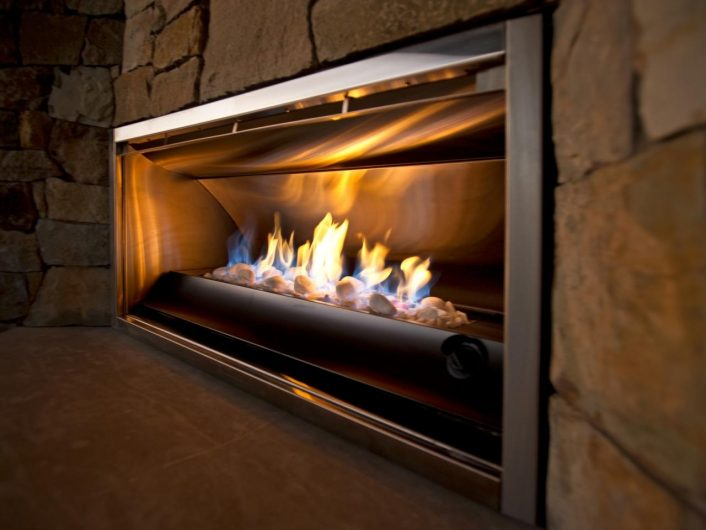 Outdoor Electric Fireplace Options Hgtv Pertaining To Indoor Outdoor Fireplace Gas Indoor Outdoor Fireplace Gas Style
