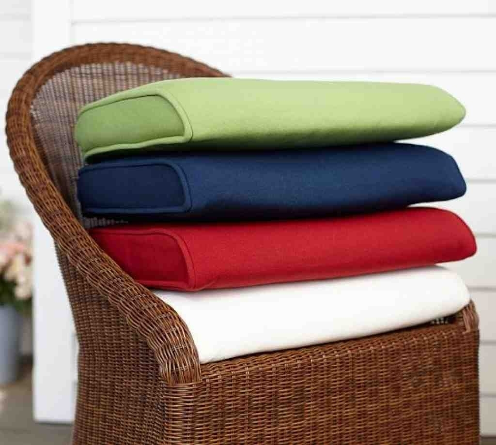 Image of: Outdoor Furniture Cushion Outdoor Wicker Furniture Patio Chair Throughout Outdoor Wicker Seat Cushions Very Elegant Outdoor Wicker Seat Cushions