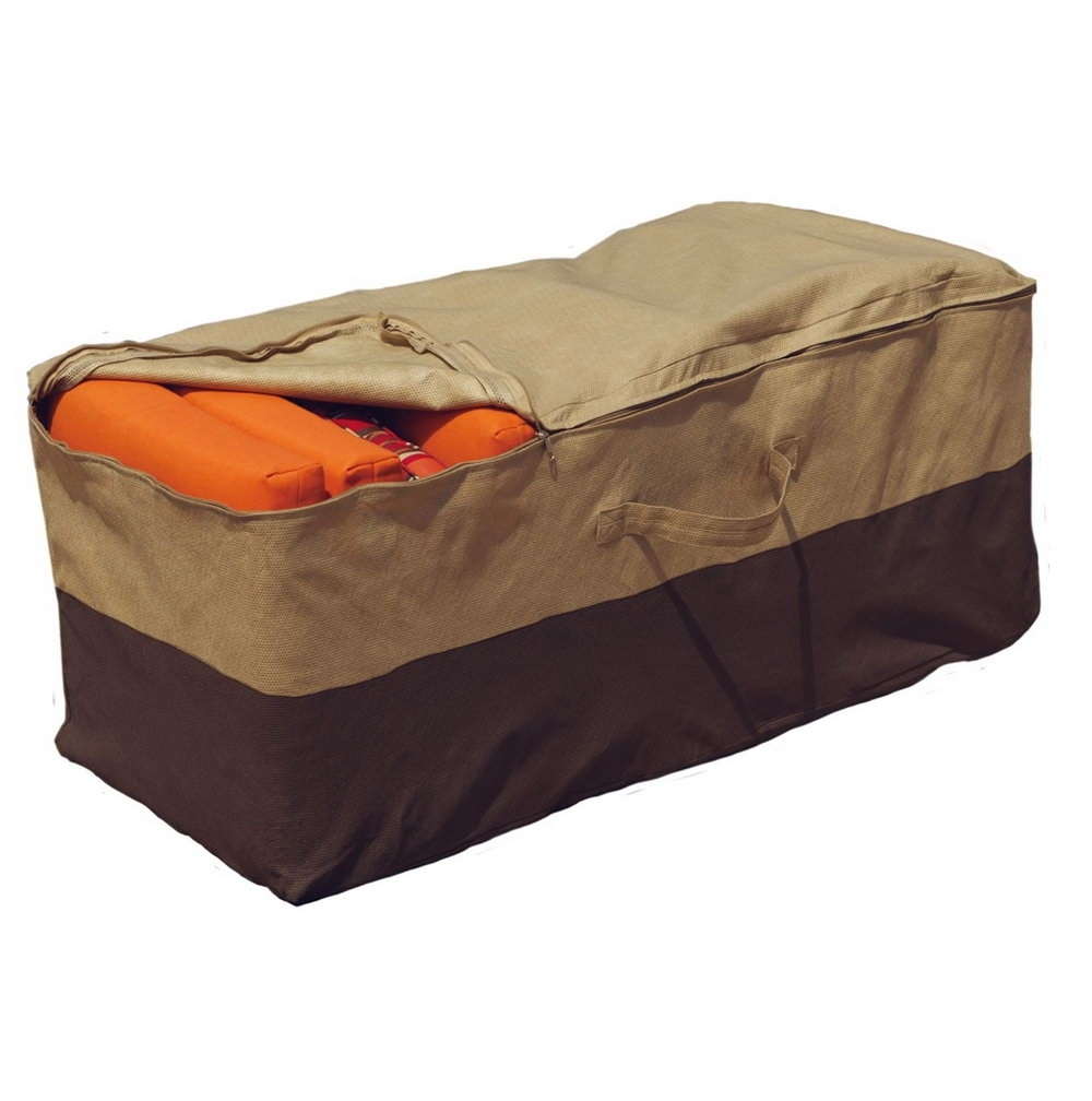 Outdoor Furniture Cushion Storage Pertaining To Outdoor Cushion Storage Bags To Save At Outdoor Cushion Storage Bags
