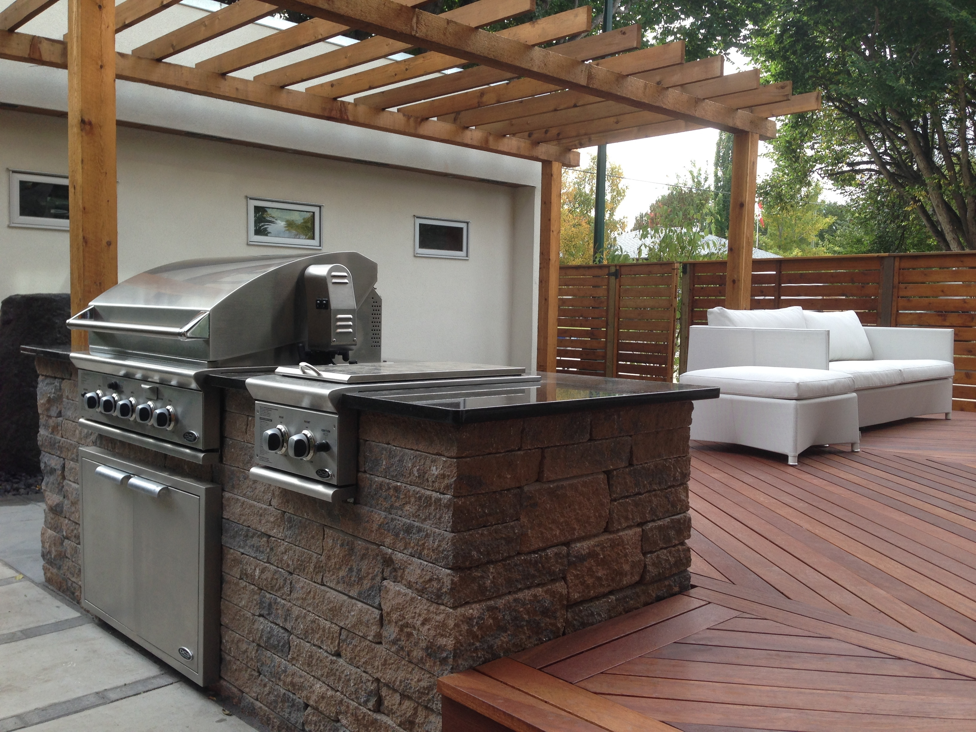 Image of: Outdoor Kitchens Calgary With Regard To Outdoor Kitchen Wood Countertops Nice Outdoor Kitchen Wood Countertops Inspiration