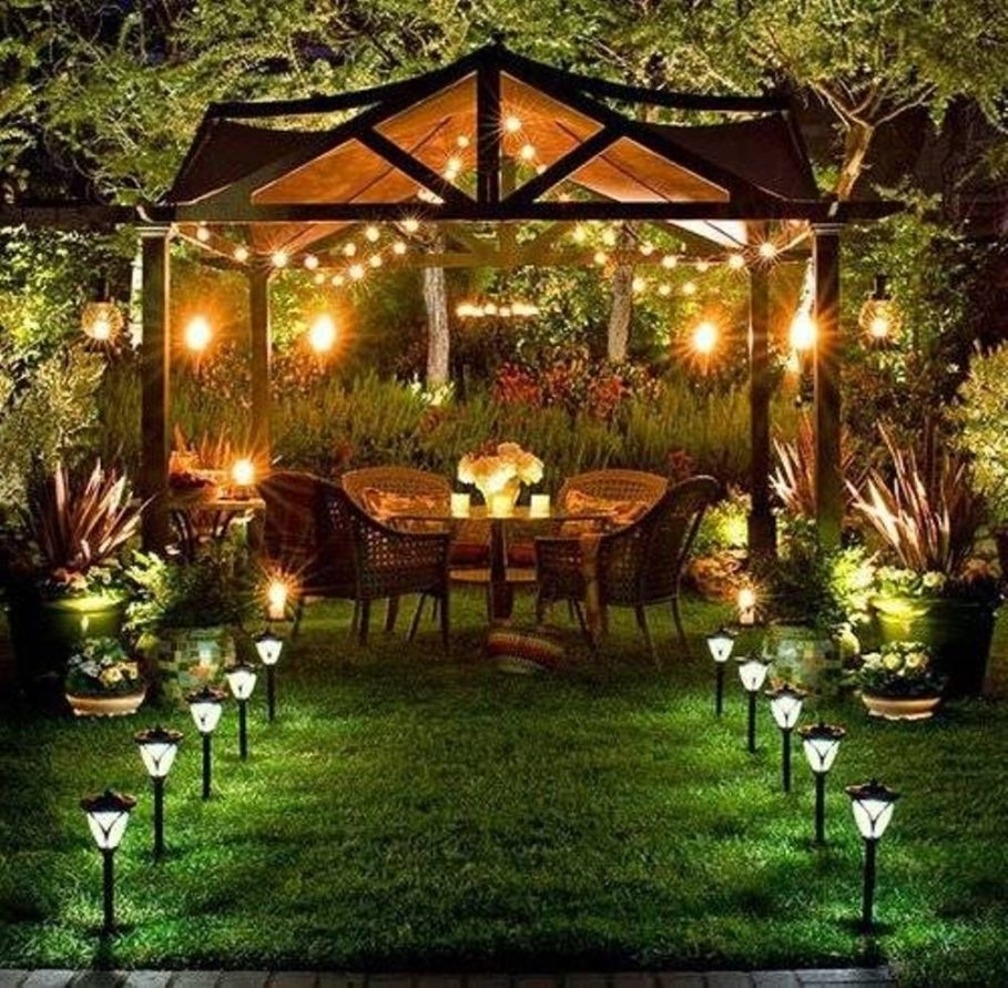 Image of: Outdoor Lighting Fixtures For Gazebos Ideas Lighting Fixtures With Regard To Outdoor Lighting Fixtures For Gazebos Outdoor Lighting Fixtures For Gazebos