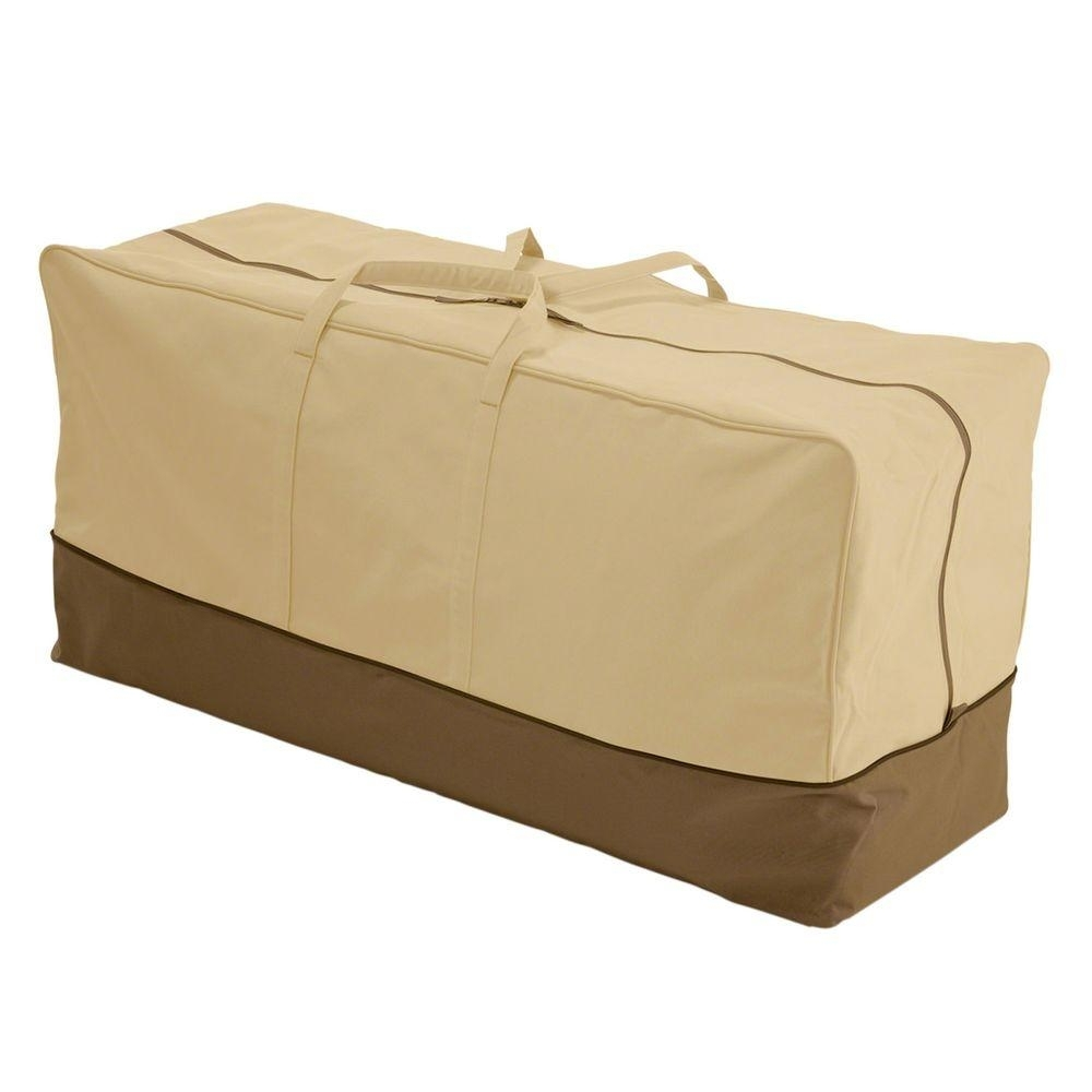 Patio Armor Heavy Duty Multi Purpose Patio Storage Bag Sf40284 Within Outdoor Cushion Storage Bags To Save At Outdoor Cushion Storage Bags