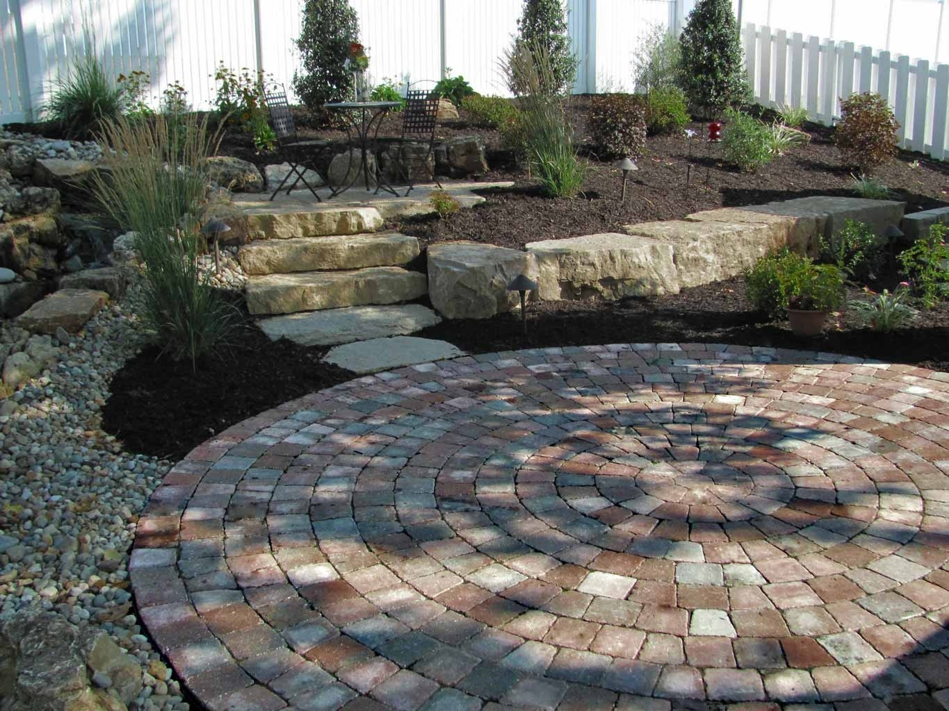 Image of: Pavers Driveway Pavers Landscape Pavers In Landscaping Pavers Easy Steps To Install Landscaping Pavers