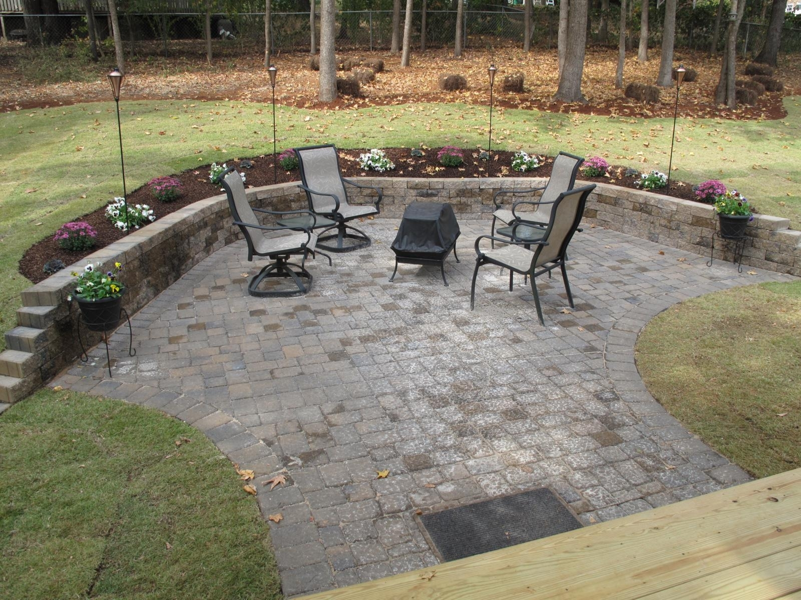 Image of: Pavers Quality Creative Landscaping Llc Within Landscaping Pavers Easy Steps To Install Landscaping Pavers