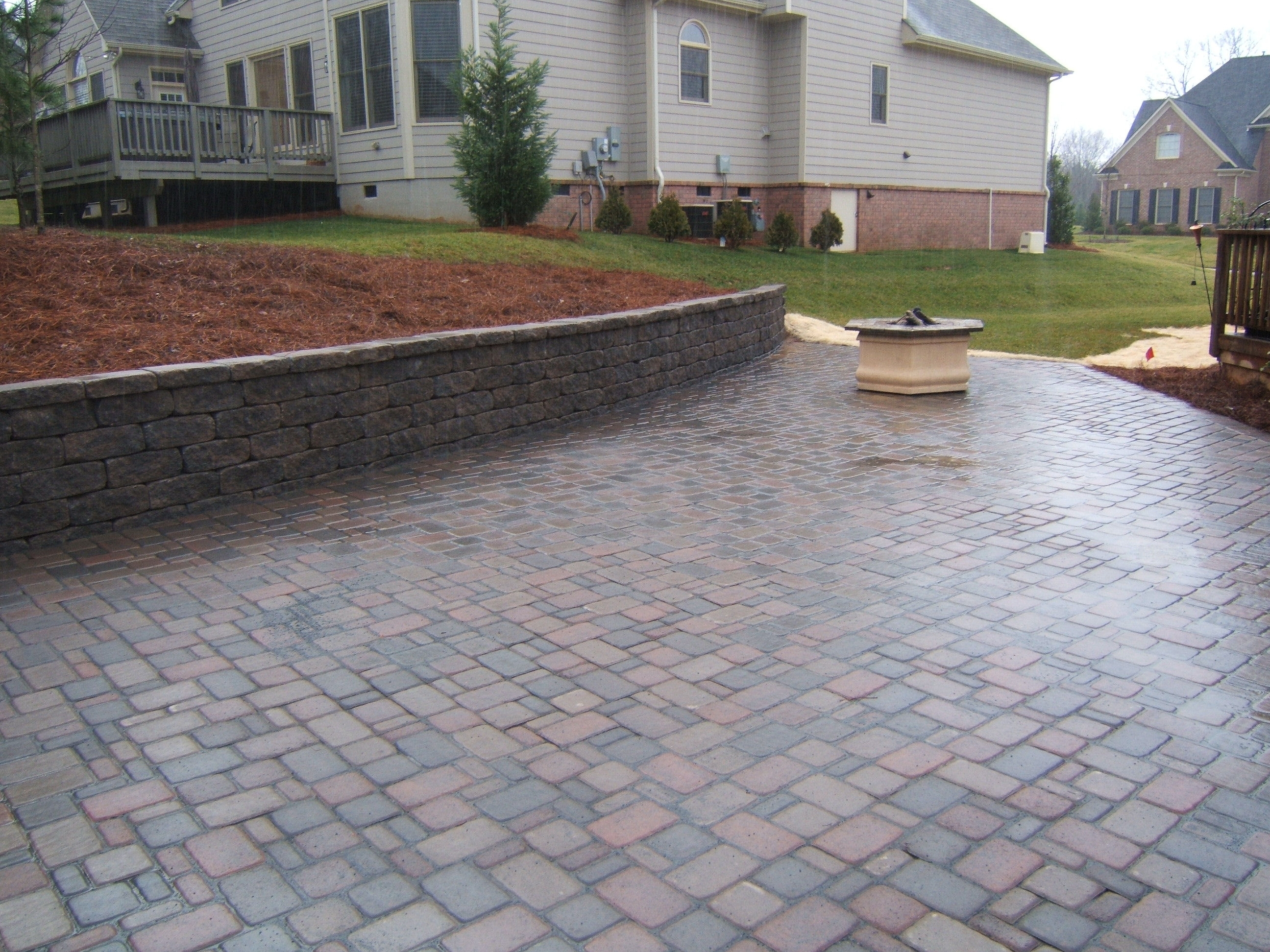 Image of: Pavers Rockland Ny Landscaping Design Services Rockland Ny Pertaining To Landscaping Pavers Easy Steps To Install Landscaping Pavers