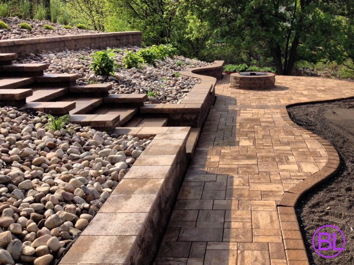 Image of: Portfolio Bricks Landscape Inside Bricks For Landscaping Edge Bricks For Landscaping Ideas