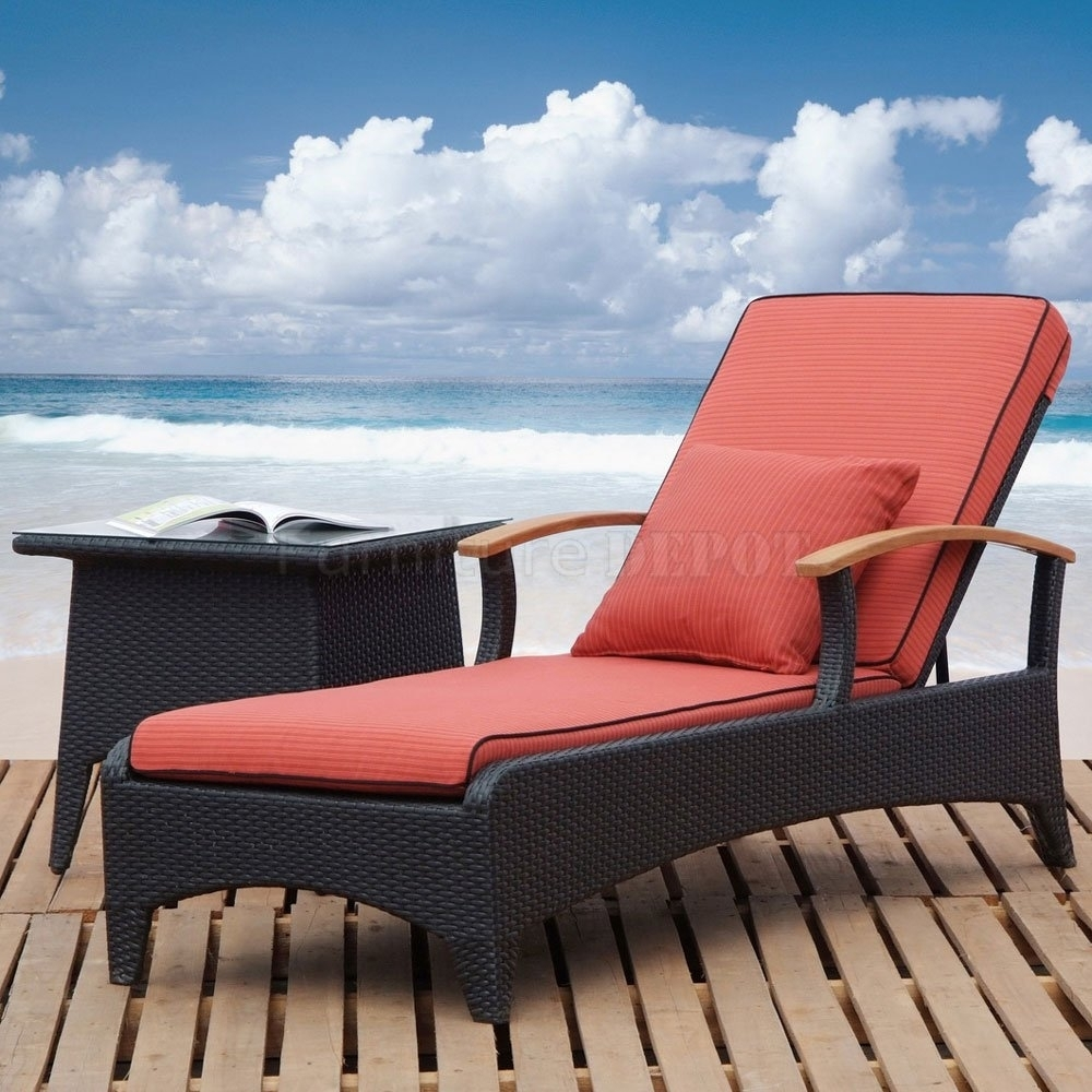 Pvc Lounge Chair Cushions Home Chair Designs Throughout Outdoor Lounge Chairs With Cushions Outdoor Lounge Chairs With Cushions