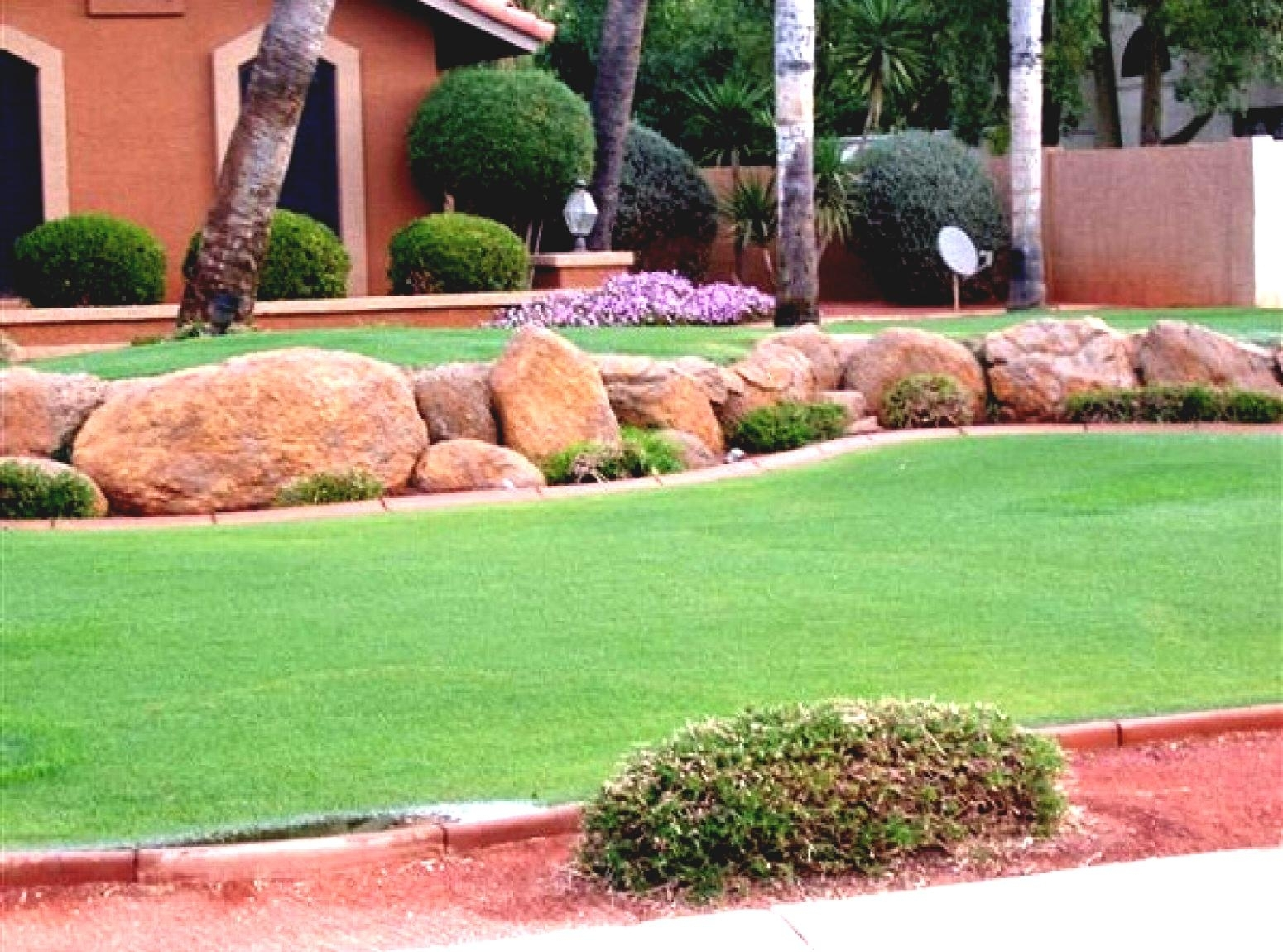 Image of: Red Lava Rock Landscaping Cary Invasion Goodhomez Within Lava Rocks Landscaping Red Lava Rocks Landscaping