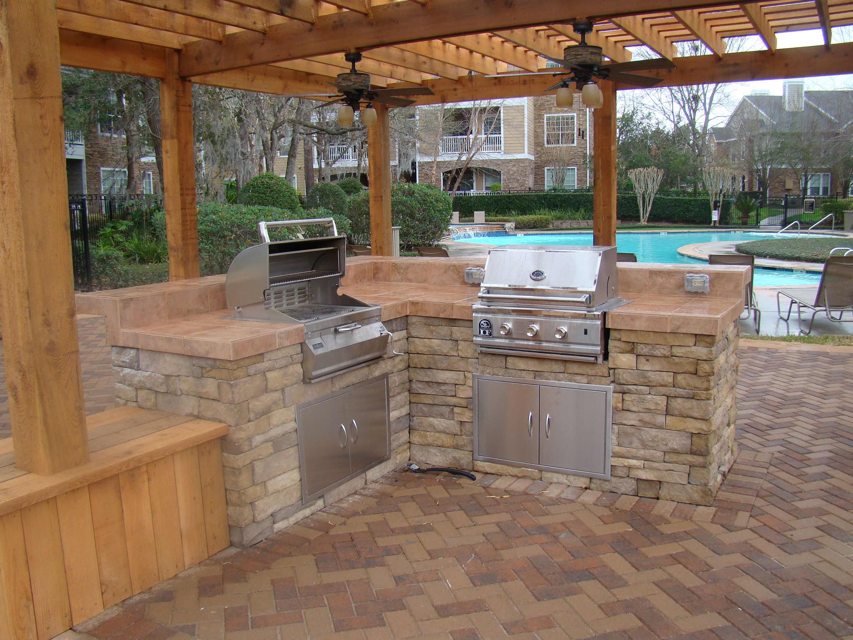 Image of: References Outdoor Kitchen Wood Countertops Free References Home In Outdoor Kitchen Wood Countertops Nice Outdoor Kitchen Wood Countertops Inspiration