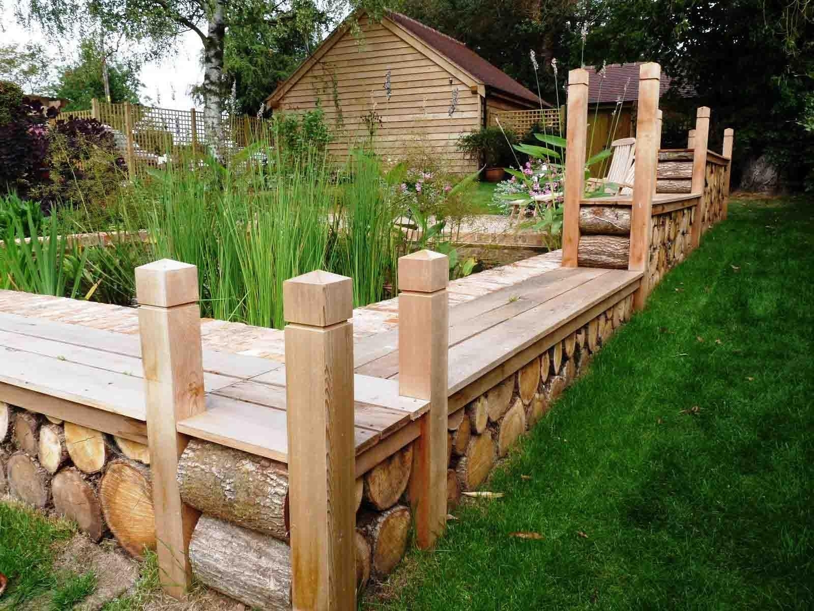 Image of: Rural Landscape Design Landscape Design Ledbury For Landscaping Logs Landscaping Logs Beautiful In The Garden