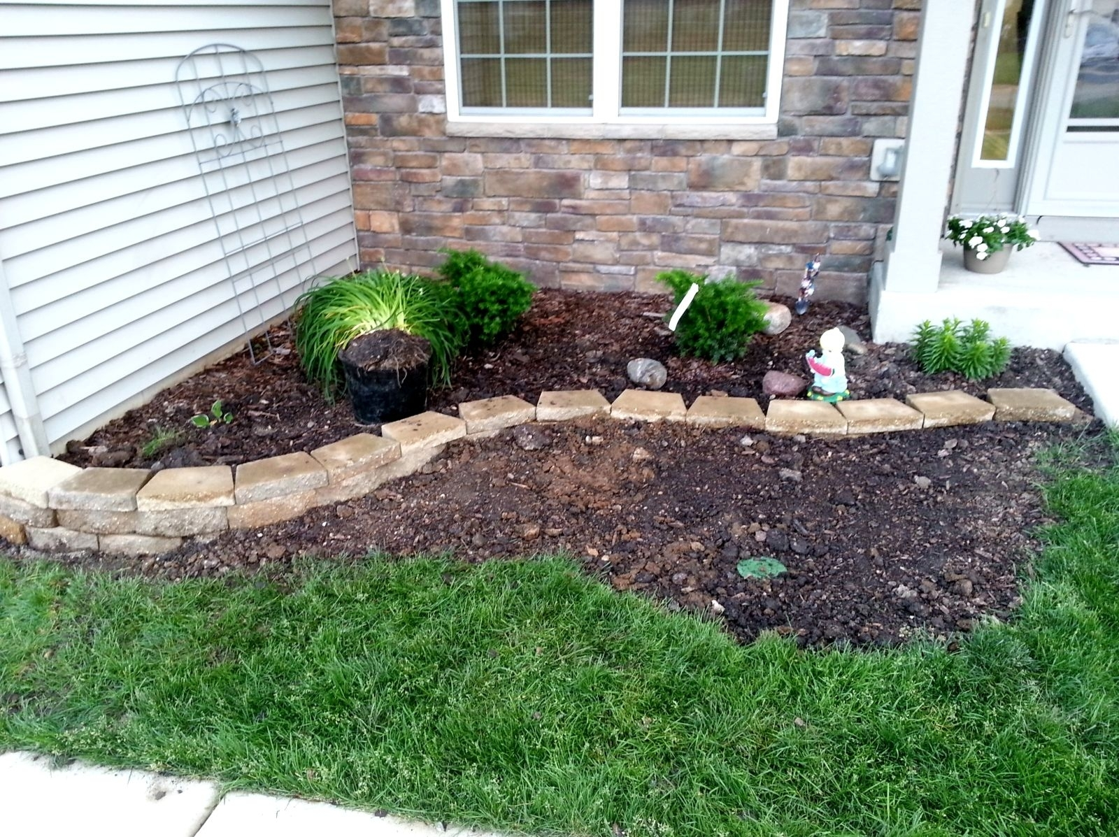 Image of: Small Yard Landscaping Ideas Midwest The Garden Inspirations With Regard To Midwest Landscaping Midwest Landscaping Ideas