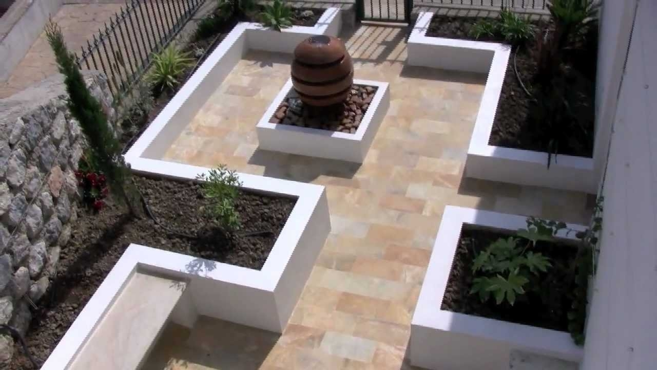 Image of: Spanish Front Yard Landscaping Ideas Beautiful Best Ideas About Within Courtyard Landscaping Ideas Beautiful Courtyard Landscaping Ideas
