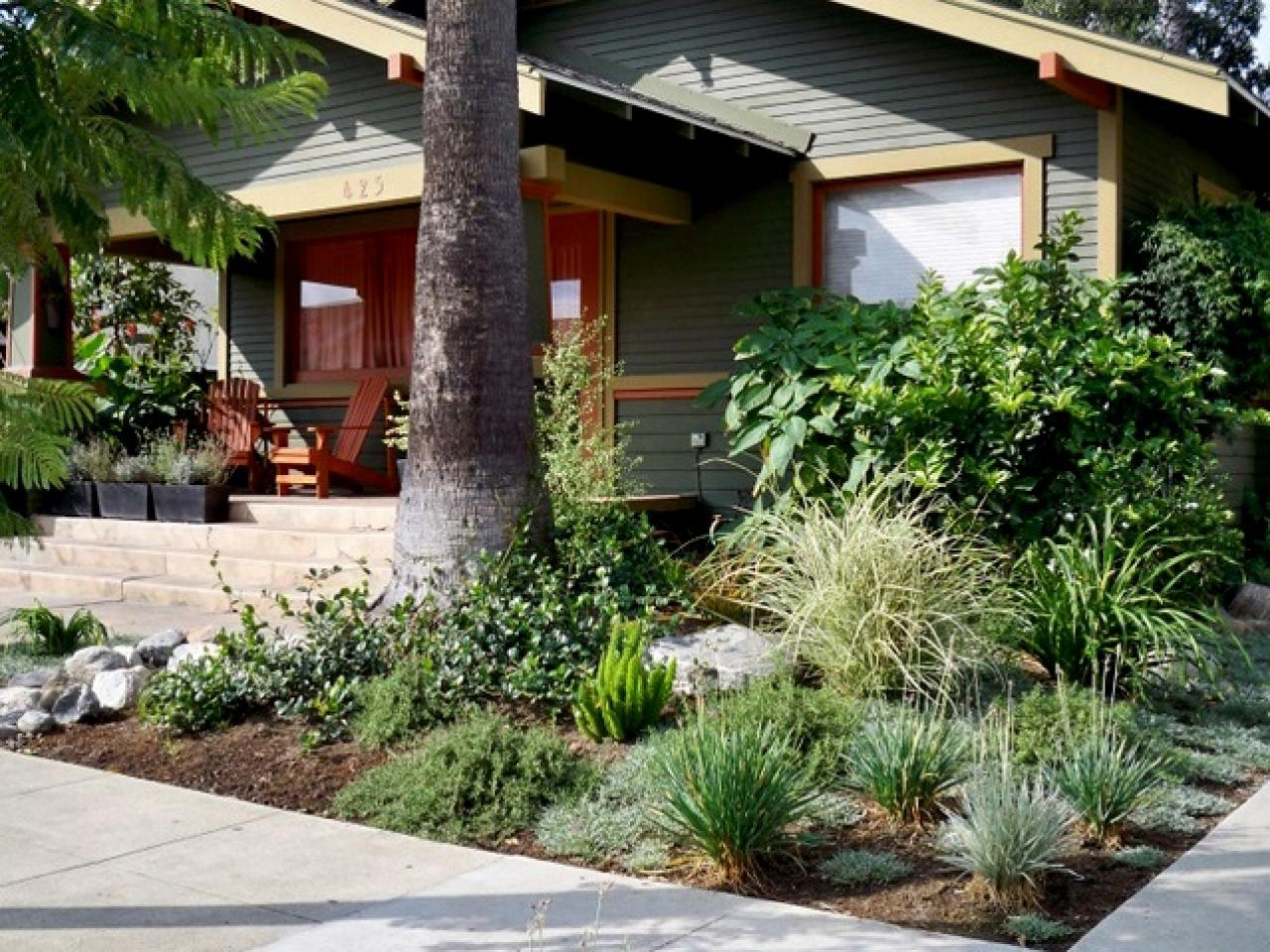 Image of: Starting A Landscaping Project Hgtv Regarding Drought Tolerant Landscaping Amazing Drought Tolerant Landscaping