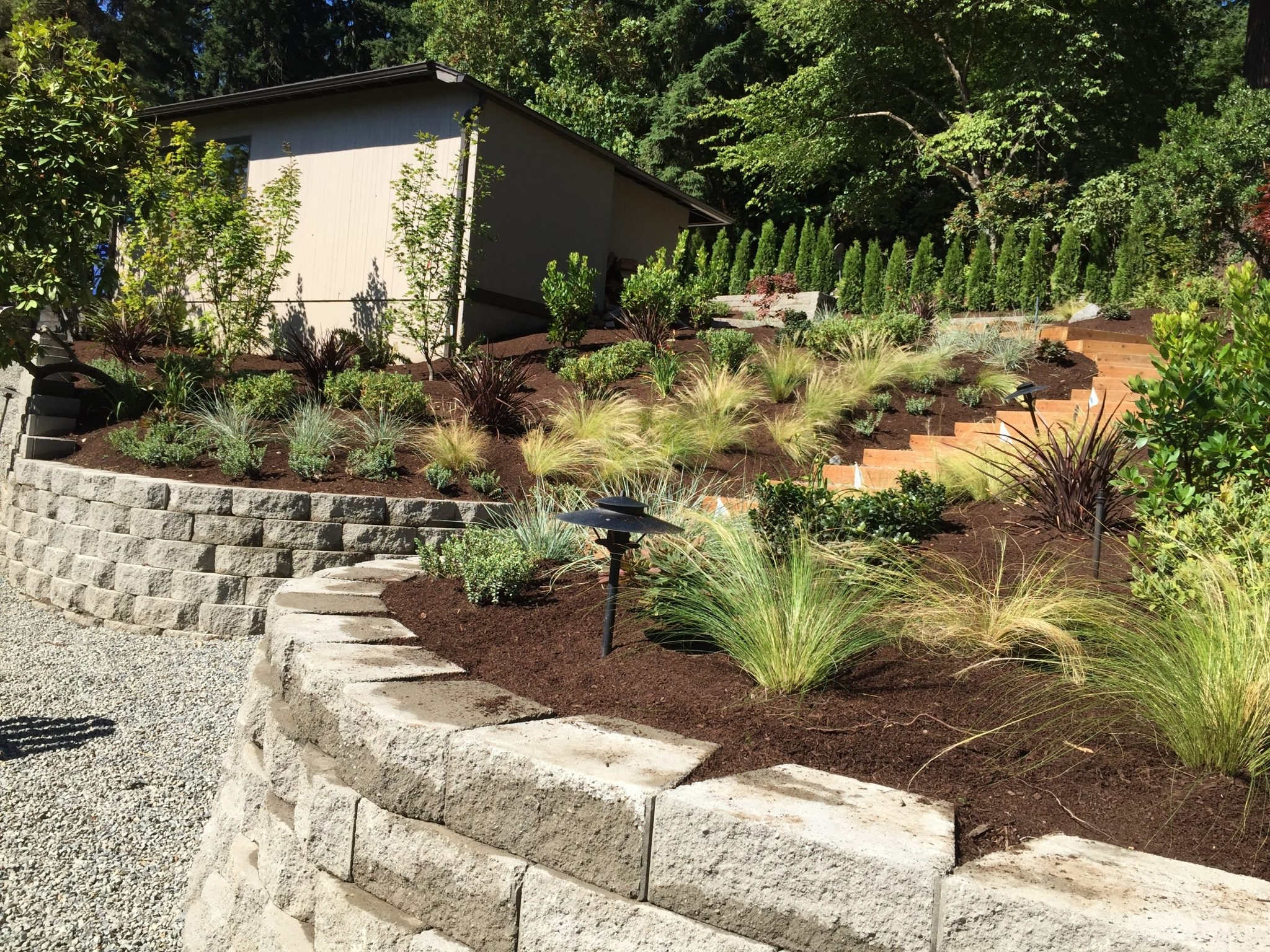 Sustainable Design Gardenworkz Outdoor Living In Drought Tolerant Landscaping Amazing Drought Tolerant Landscaping