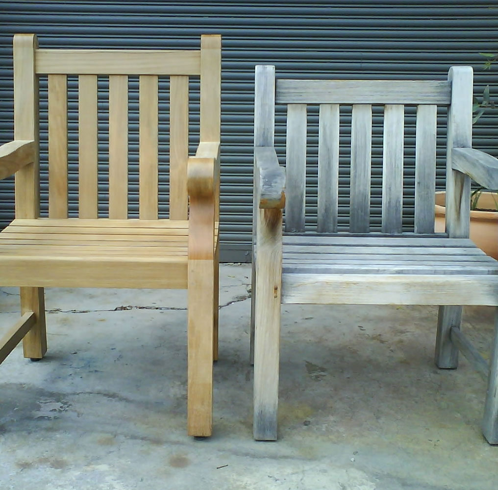 Image of: Teak Furniture Care And Maintenance Pertaining To Cleaning Outdoor Teak Furniture Ideal Cleaning Outdoor Teak Furniture