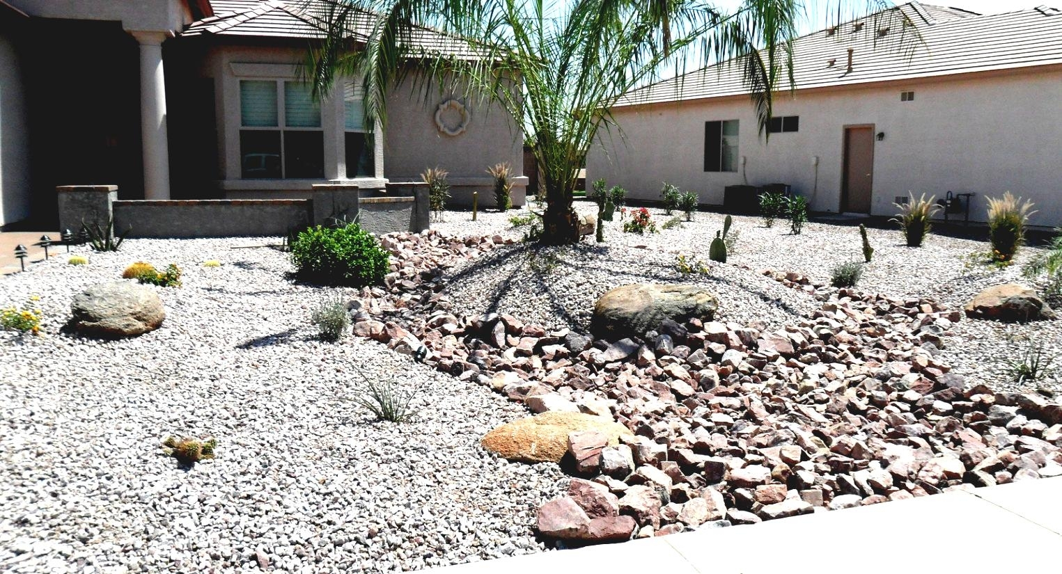Image of: The Rock Yard Offers Unlimited Ideas And Potential For Creativity Pertaining To Decorative Rocks For Landscaping Decorative Rocks For Landscaping Ideas