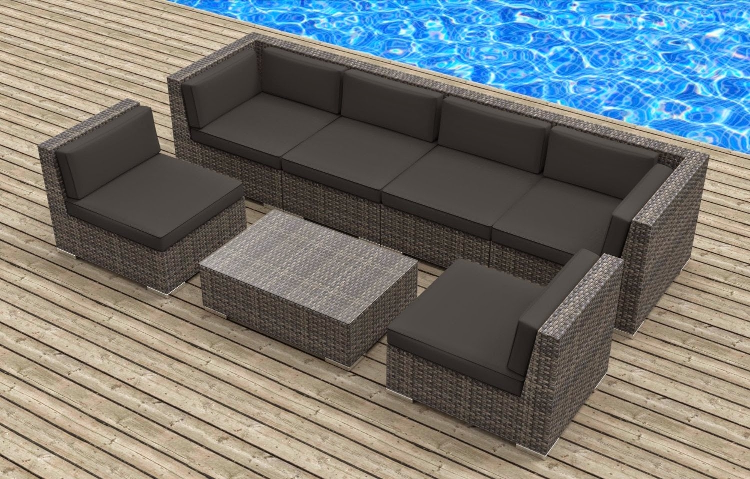 Image of: Top Outdoor Modern Furniture And Modern Outdoor Patio Furniture With Outdoor Contemporary Furniture Wooden Outdoor Contemporary Furniture