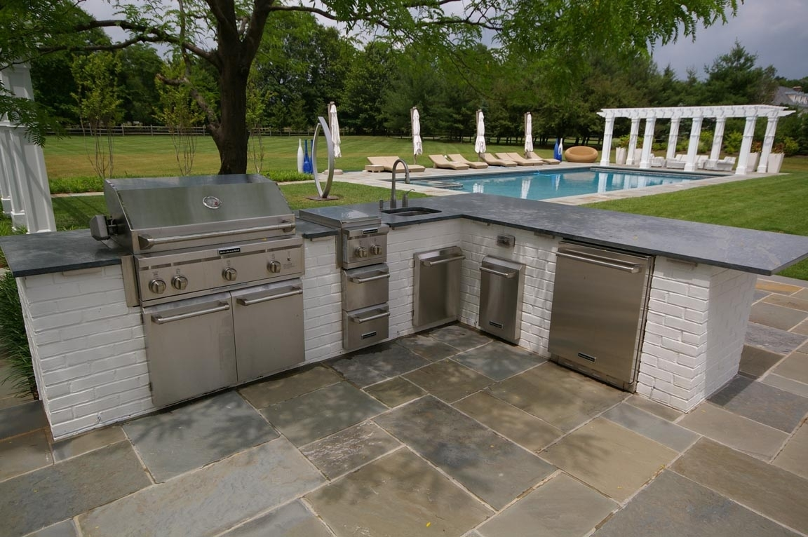 Image of: Unilock Outdoor Kitchens Dkpinball Pertaining To Unilock Outdoor Kitchens Decorate Unilock Outdoor Kitchens