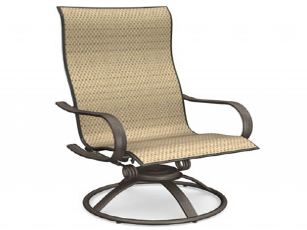 Image of: Unique Rocker Patio Chairs With Canadian Chair Cushions For High Back Chair Cushions Outdoor Furniture How To Clean High Back Chair Cushions Outdoor Furniture