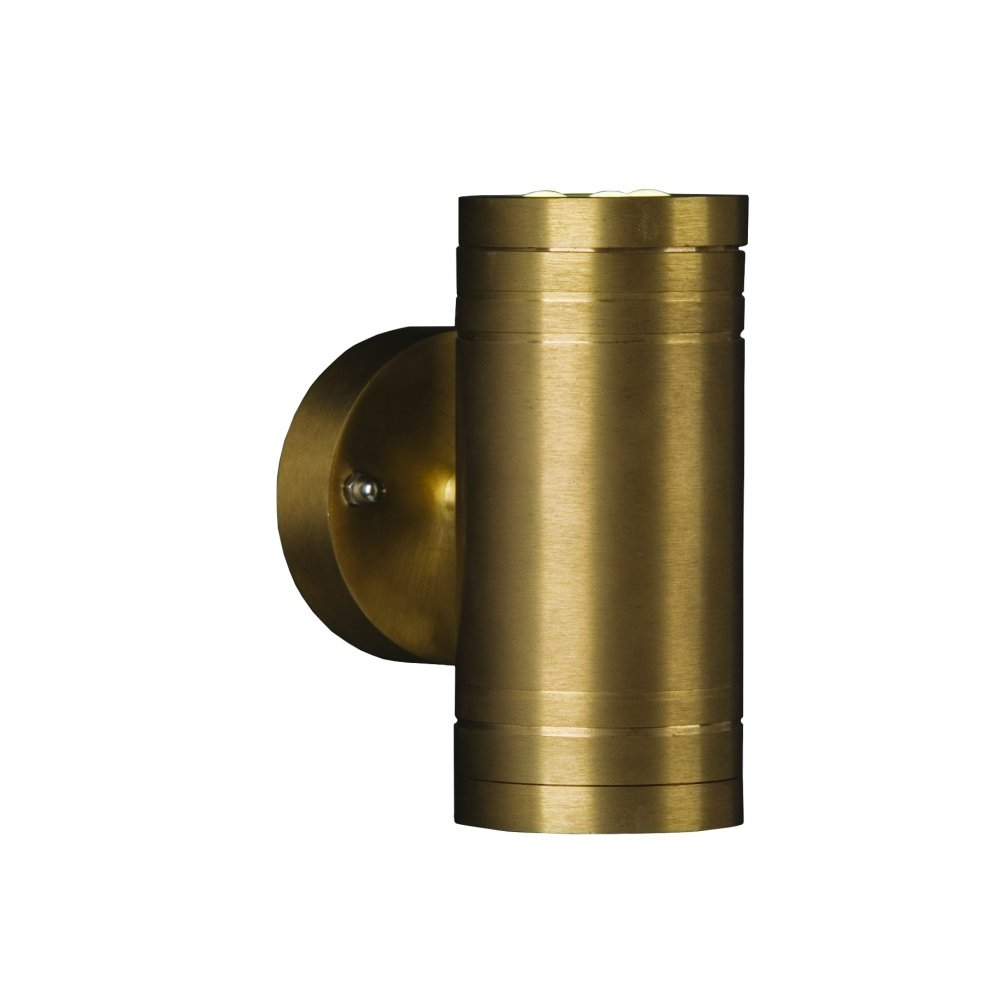 Image of: Wall Lights Design Polished Brass Outdoor Wall Lights With Throughout Brass Outdoor Lights Brass Outdoor Lights Beautify Exterior