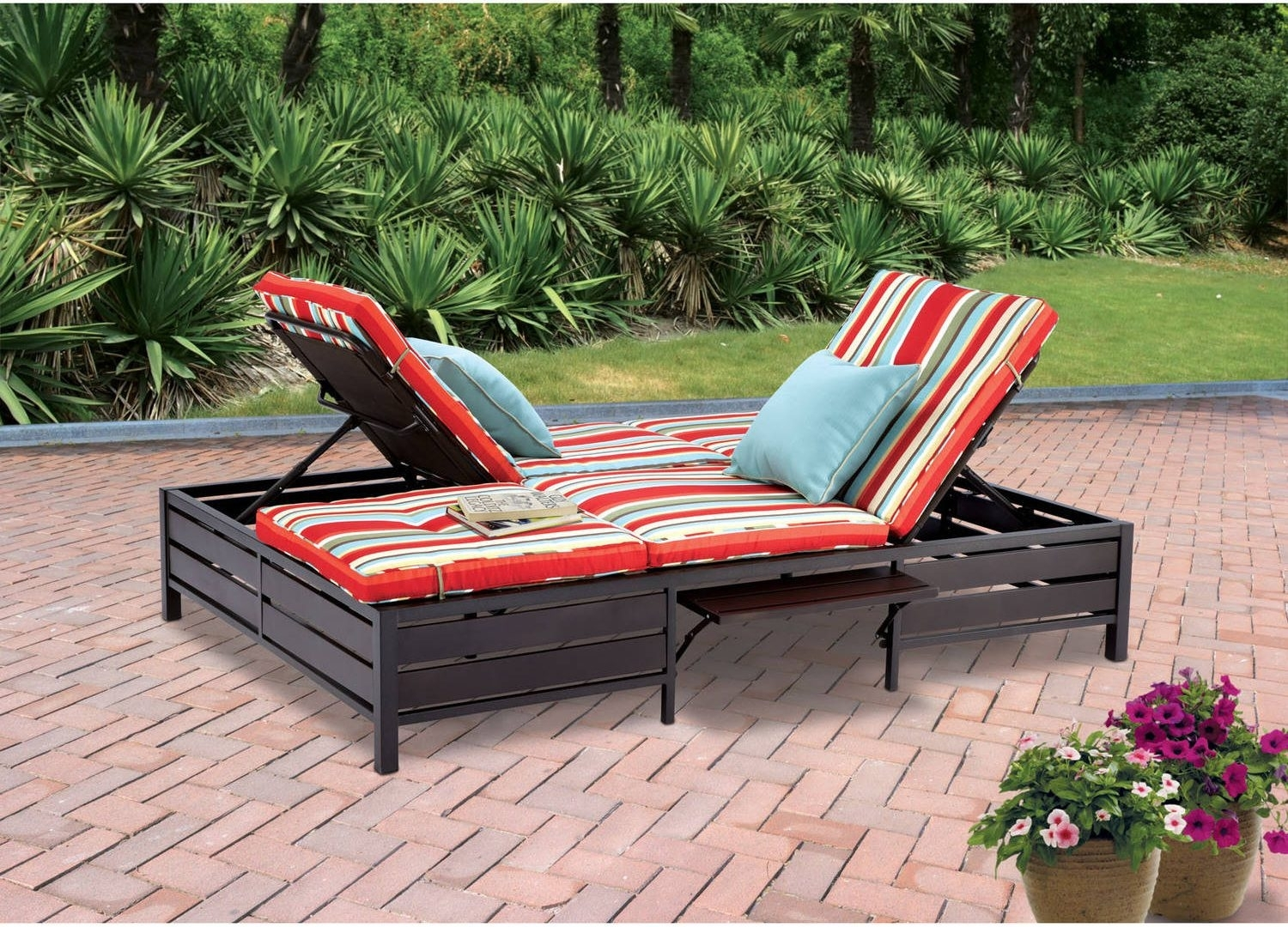 Image of: Walmart Outdoor Lounge Chairs Home Chair Designs Regarding Outdoor Lounge Chairs With Cushions Outdoor Lounge Chairs With Cushions