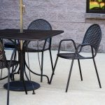 American Tables Expanded Metal Outdoor Furniture Ideas