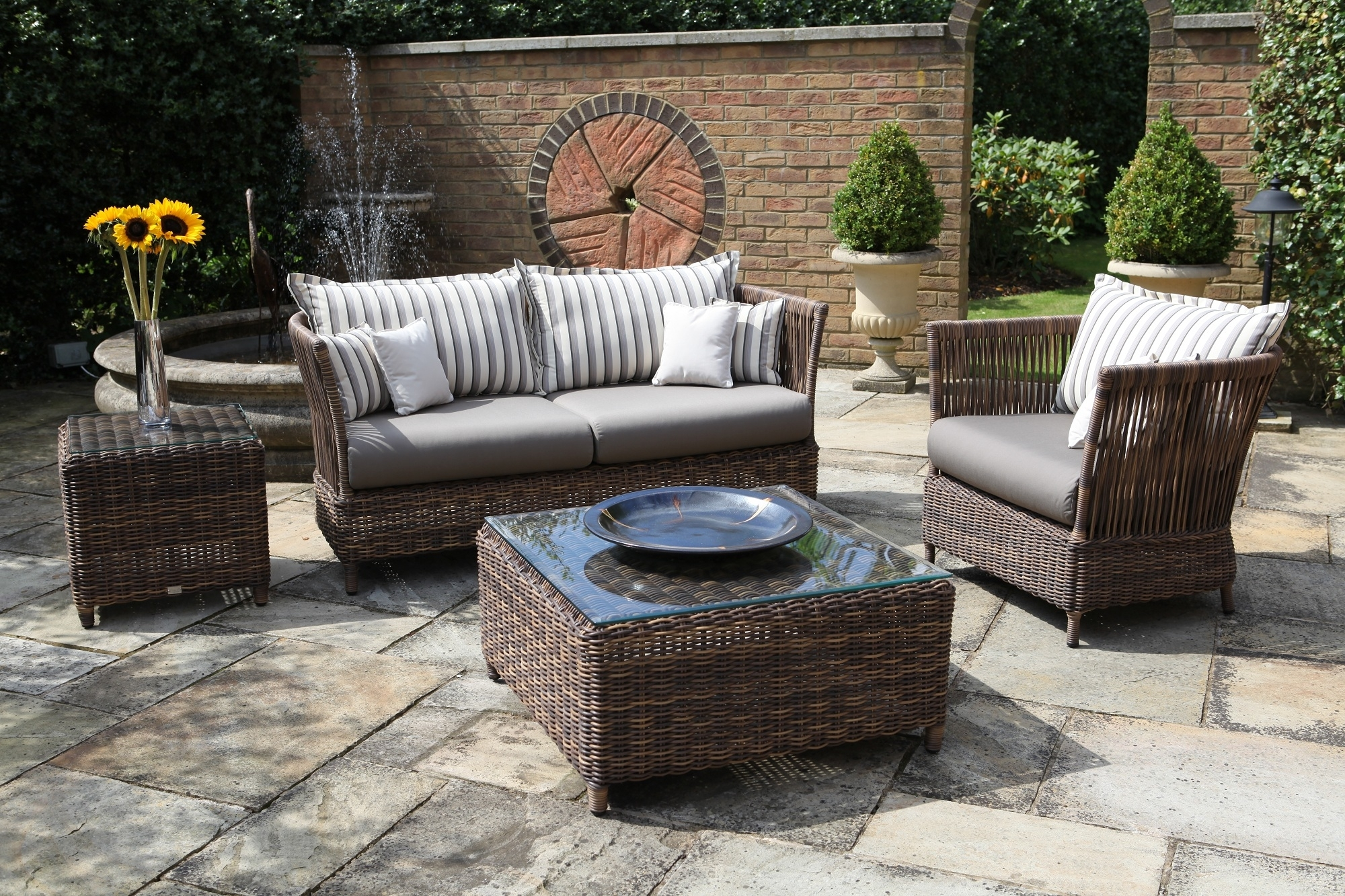 Image of: Modern Concept Luxury Outdoor Furniture For High End Outdoor Furniture