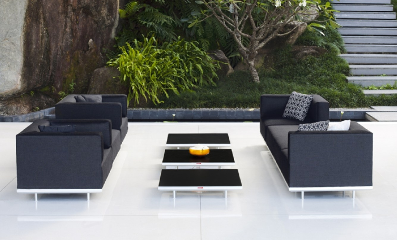 Image of: Sofa Stylish High End Outdoor Furniture Inside High End Outdoor Furniture